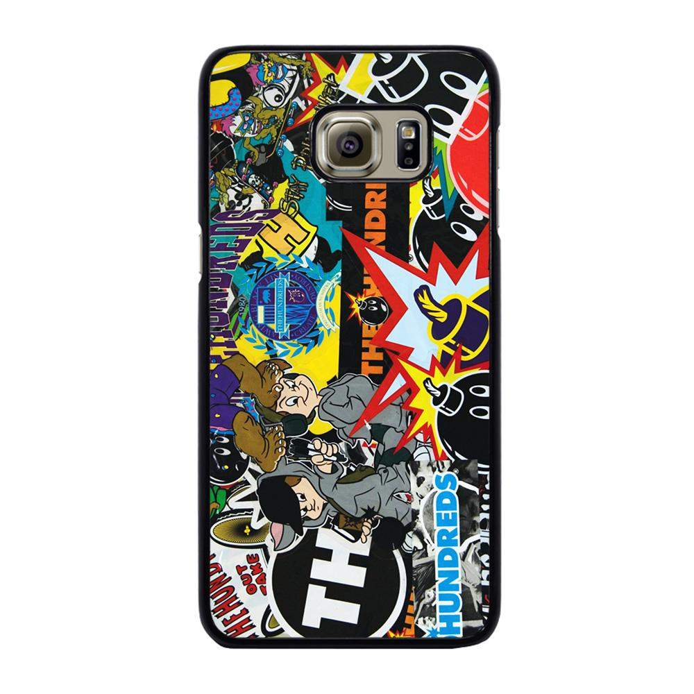 THE HUNDREDS COLLAGE Cover Samsung Galaxy S6 Edge Plus