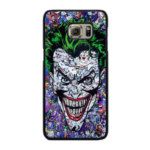 THE JOKER COLLAGE Cover Samsung Galaxy S6 Edge Plus