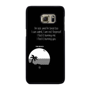 THE NEIGHBOURHOOD THE BEACH Cover Samsung Galaxy S6 Edge Plus