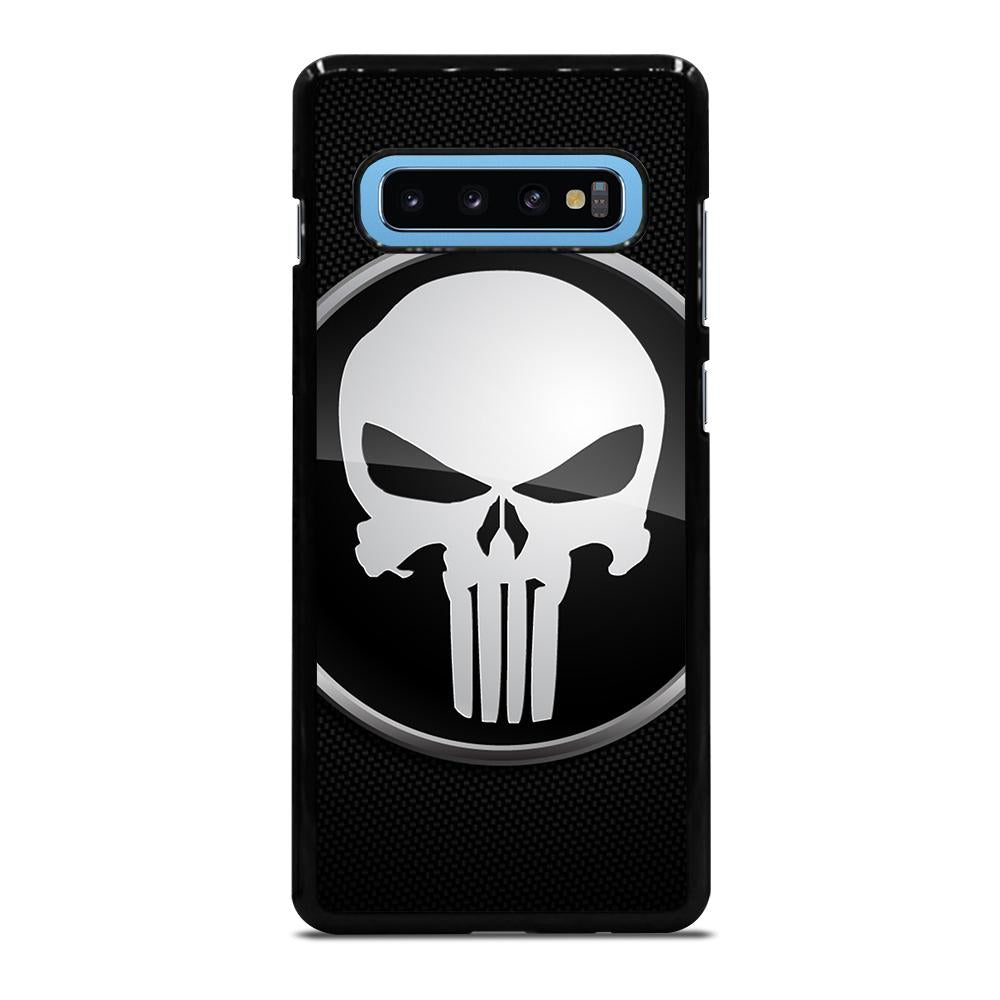 THE PUNISHER SKULL Cover Samsung Galaxy S10 Plus