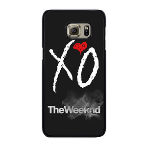 THE WEEKND XO LOGO Cover Samsung Galaxy S6 Edge Plus