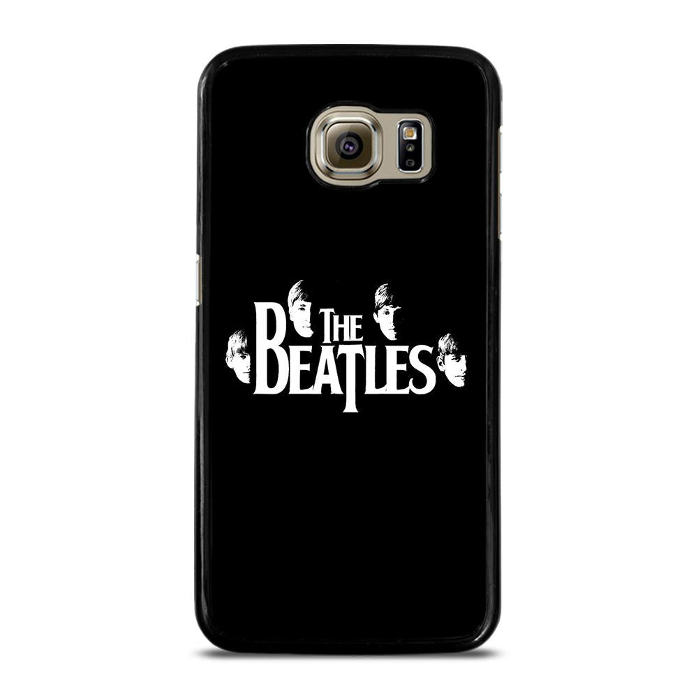 THE BEATLES SIMPLE DESIGN Cover Samsung Galaxy S6