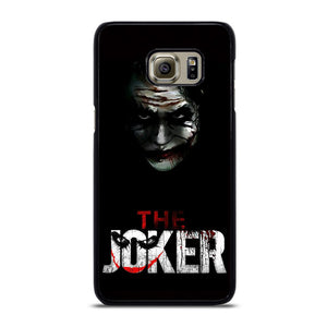 THE JOKER BLACK Cover Samsung Galaxy S6 Edge Plus
