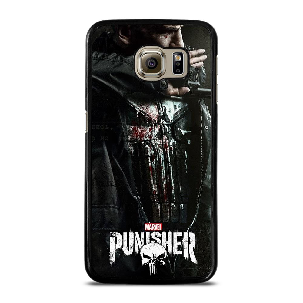 THE PUNISHER MARVEL MOVIE Cover Samsung Galaxy S6