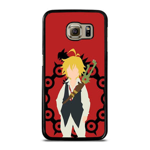 THE SEVEN DEADLY SINS MELIODAS Cover Samsung Galaxy S6