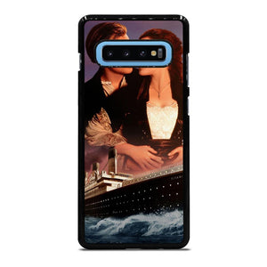 THE TITANIC JACK AND ROSE Cover Samsung Galaxy S10 Plus
