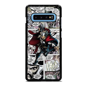 THOR COMICS Cover Samsung Galaxy S10 Plus