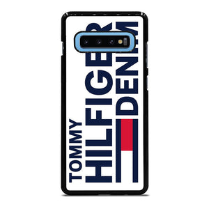 TOMMY HILFIGER DENIM LOGO Cover Samsung Galaxy S10 Plus