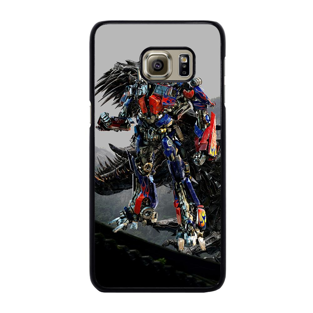 TRANSFORMERS OPTIMUS PRIME Cover Samsung Galaxy S6 Edge Plus