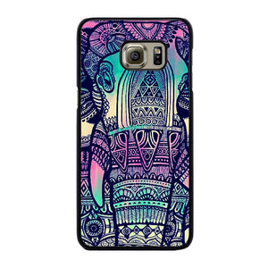 TRIBAL AZTEC ELEPHANT Cover Samsung Galaxy S6 Edge Plus