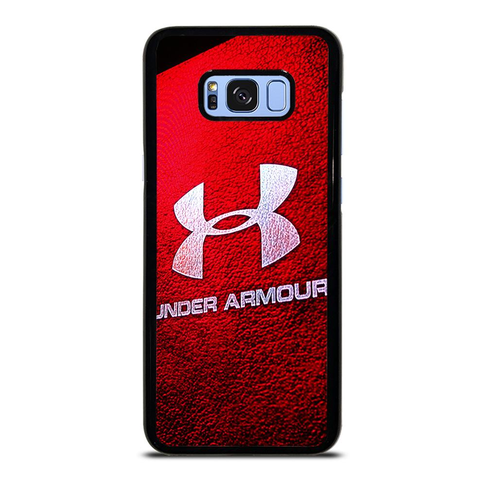 UNDER ARMOUR LOGO RED Cover Samsung Galaxy S8 Plus,samsung s8 plus cover originale miglior cover s8 ,UNDER ARMOUR LOGO RED Cover Samsung Galaxy S8 Plus