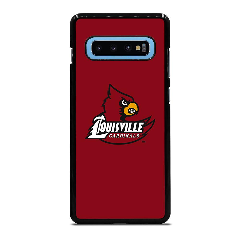 UNIVERSITY OF LOUISVILLE CARDINALS Cover Samsung Galaxy S10 Plus