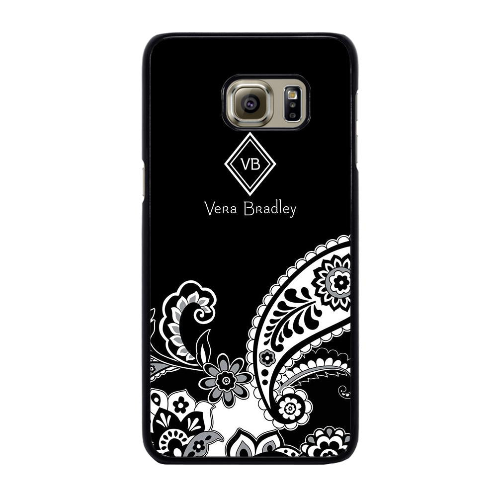 VERA BRADLEY BLACK AND WHITE Cover Samsung Galaxy S6 Edge Plus