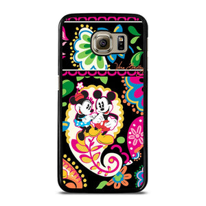 VERA BRADLEY MICKEY MOUSE 2 Cover Samsung Galaxy S6