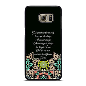 VERA BRADLEY QUOTES Cover Samsung Galaxy S6 Edge Plus