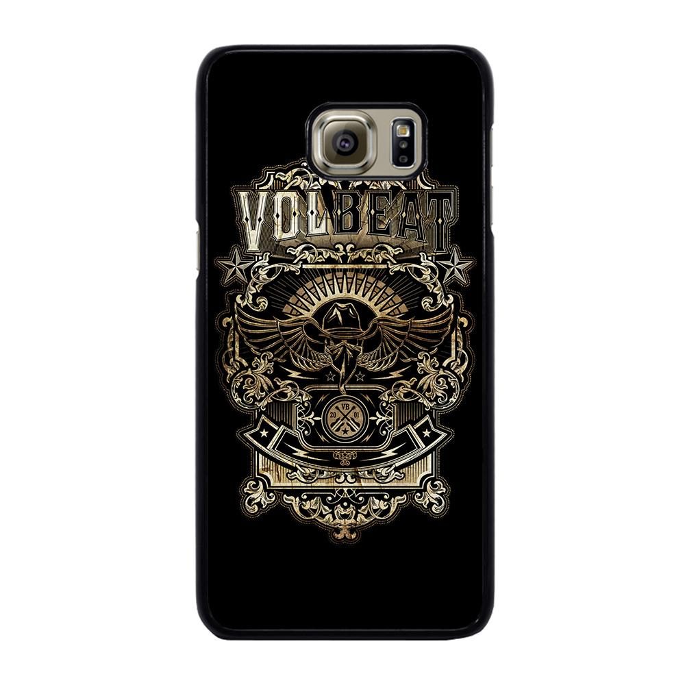 VOLBEAT Cover Samsung Galaxy S6 Edge Plus
