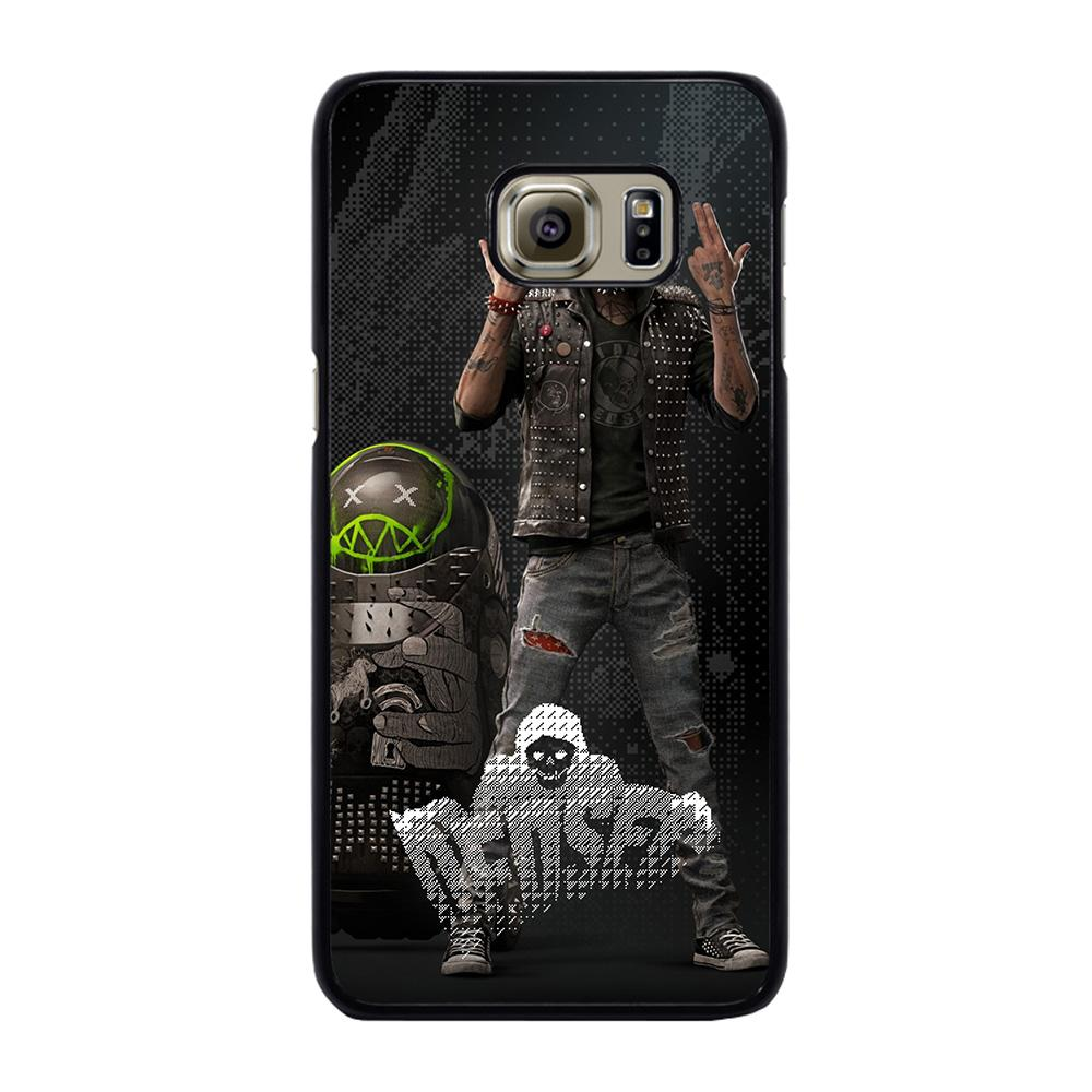 WATCH DOGS 2 DEDSED Cover Samsung Galaxy S6 Edge Plus