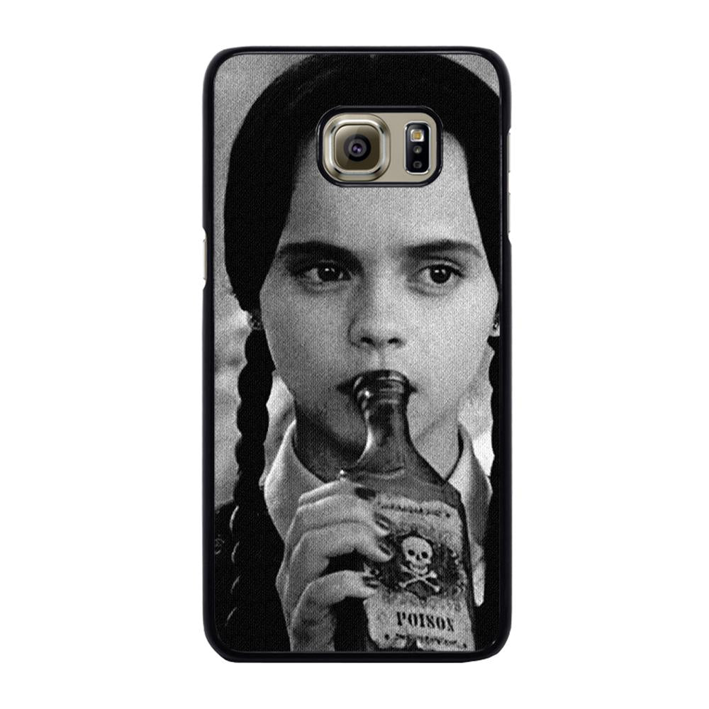 WEDNESDAY ADDAMS Cover Samsung Galaxy S6 Edge Plus