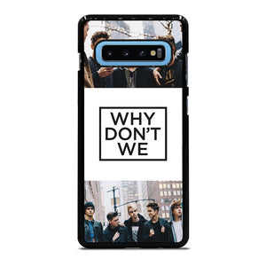WHY DONT WE COLLAGE 2 Cover Samsung Galaxy S10 Plus