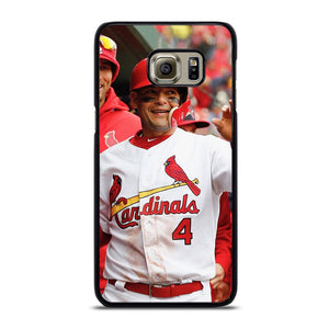 YADIER MOLINA CARDINALS Cover Samsung Galaxy S6 Edge Plus