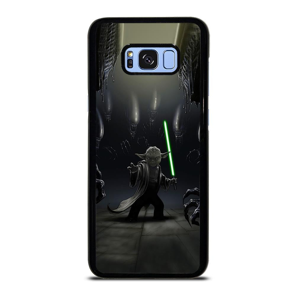 YODA VS ALIENS Cover Samsung Galaxy S8 Plus,galaxy s8  cover amazon s8 plus cover,YODA VS ALIENS Cover Samsung Galaxy S8 Plus