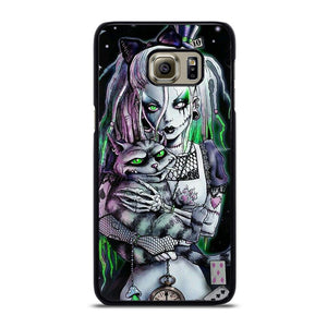 ZOMBIE ALICE IN WONDERLAND Cover Samsung Galaxy S6 Edge Plus