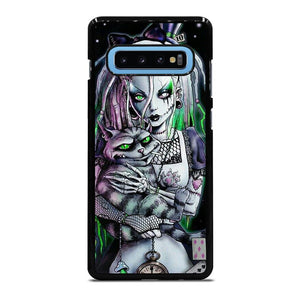 ZOMBIE ALICE IN WONDERLAND Cover Samsung Galaxy S10 Plus
