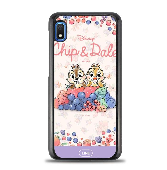 coque custodia cover fundas hoesjes j3 J5 J6 s20 s10 s9 s8 s7 s6 s5 plus edge B15491 Chip & Dale FF0159 Samsung Galaxy A10e Case