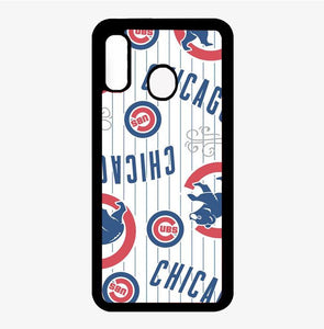 coque custodia cover fundas hoesjes j3 J5 J6 s20 s10 s9 s8 s7 s6 s5 plus edge B15470 Chichago Cubs FF0226 Samsung Galaxy A20 Case