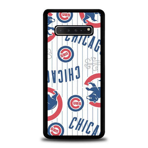 coque custodia cover fundas hoesjes j3 J5 J6 s20 s10 s9 s8 s7 s6 s5 plus edge B15479 Chichago Cubs FF0226 Samsung Galaxy S10 5G Case