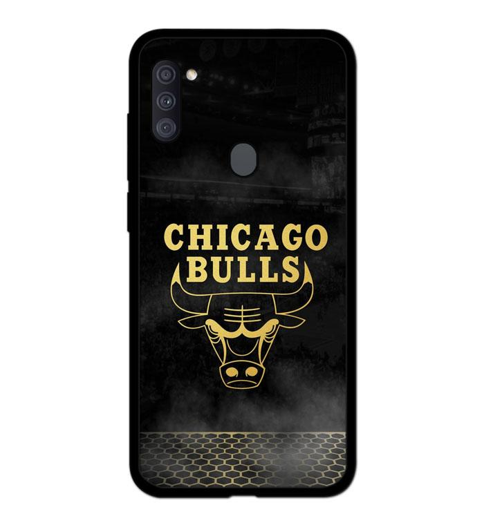 coque custodia cover fundas hoesjes j3 J5 J6 s20 s10 s9 s8 s7 s6 s5 plus edge B15330 Chicago Bulls FF0315 Samsung Galaxy A11 Case