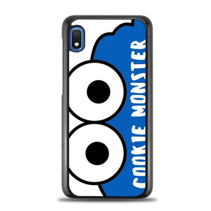coque custodia cover fundas hoesjes j3 J5 J6 s20 s10 s9 s8 s7 s6 s5 plus edge B15898 Cookie Monster FF0451 Samsung Galaxy A10e Case