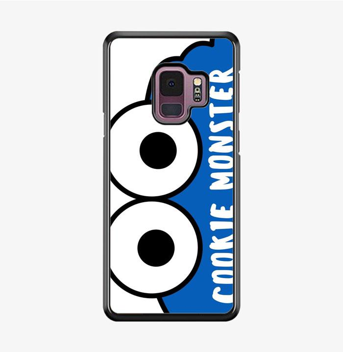 coque custodia cover fundas hoesjes j3 J5 J6 s20 s10 s9 s8 s7 s6 s5 plus edge B15904 Cookie Monster FF0451 Samsung Galaxy S9 Case