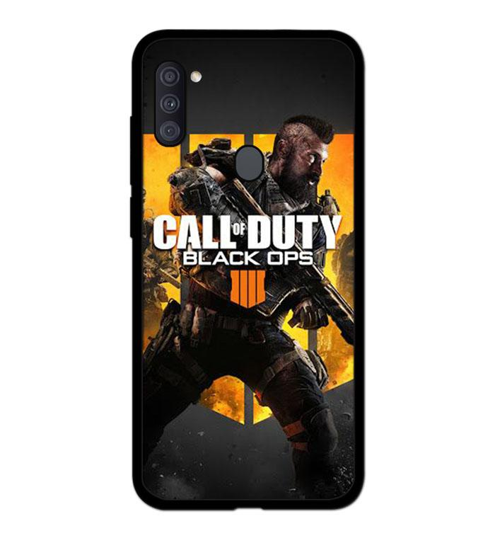 coque custodia cover fundas hoesjes j3 J5 J6 s20 s10 s9 s8 s7 s6 s5 plus edge B15700 COd Black Ops 4 FF0570 Samsung Galaxy A11 Case