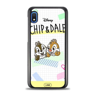 coque custodia cover fundas hoesjes j3 J5 J6 s20 s10 s9 s8 s7 s6 s5 plus edge B15540 Chip Dale FF0716 Samsung Galaxy A10e Case
