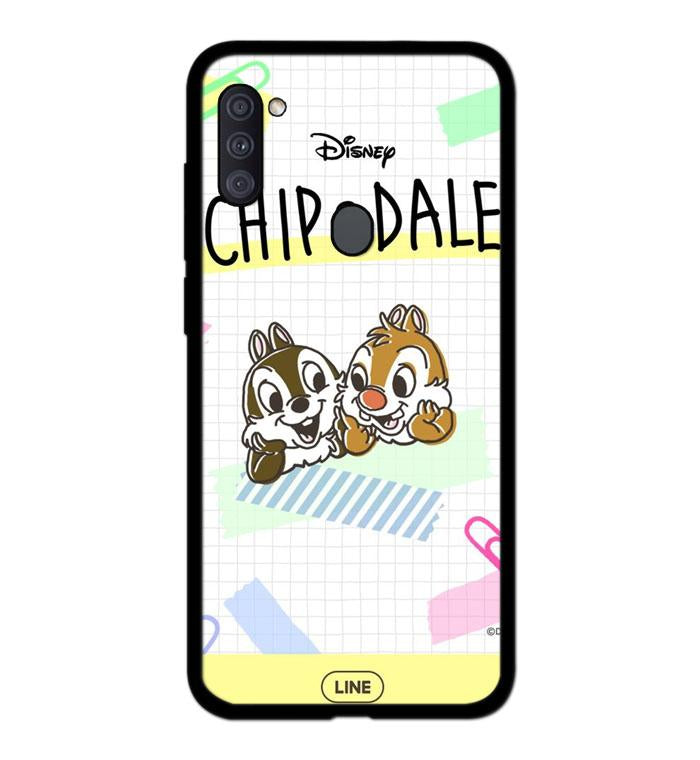 coque custodia cover fundas hoesjes j3 J5 J6 s20 s10 s9 s8 s7 s6 s5 plus edge B15541 Chip Dale FF0716 Samsung Galaxy A11 Case