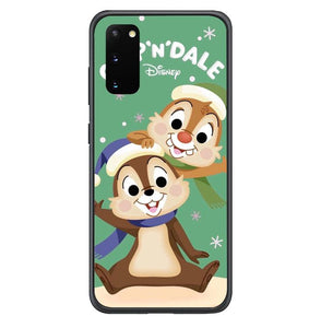 coque custodia cover fundas hoesjes j3 J5 J6 s20 s10 s9 s8 s7 s6 s5 plus edge B15552 Chip N Dale FF0717 Samsung Galaxy S20 Case