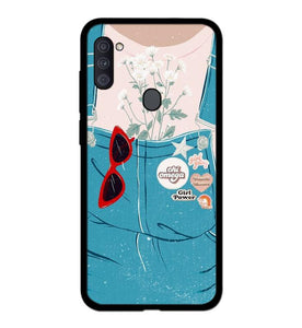 coque custodia cover fundas hoesjes j3 J5 J6 s20 s10 s9 s8 s7 s6 s5 plus edge B15243 Chi Omega Girl Power FF5148 Samsung Galaxy A11 Case