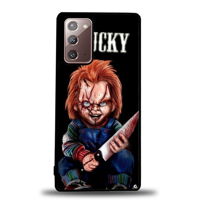 coque custodia cover fundas hoesjes j3 J5 J6 s20 s10 s9 s8 s7 s6 s5 plus edge B15582 CHUCKY B0537 Samsung Galaxy Note 20 Case