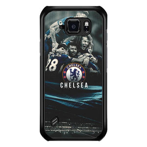 coque custodia cover fundas hoesjes j3 J5 J6 s20 s10 s9 s8 s7 s6 s5 plus edge B15200 Chelsea Team B0371 Samsung Galaxy S6 Active Case