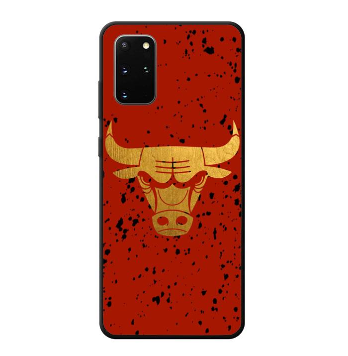 coque custodia cover fundas hoesjes j3 J5 J6 s20 s10 s9 s8 s7 s6 s5 plus edge B15328 Chicago Bulls B0388 Samsung Galaxy S20 Plus Case