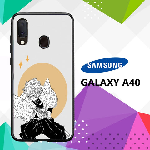 cover custodia case samsung galaxy a40 A4447 zenitsu wallpaper 89qL7