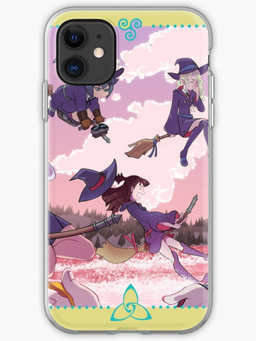 cover iphone 11 little witch academia