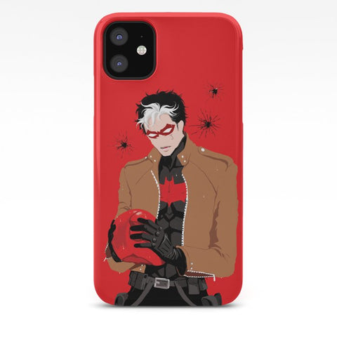 cover iphone 11 red hood