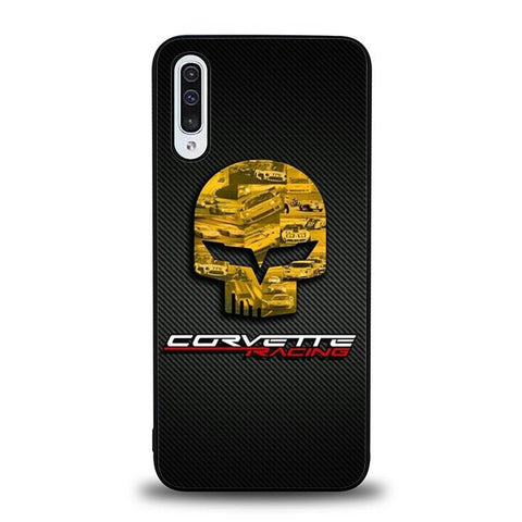 coque custodia cover fundas hoesjes j3 J5 J6 s20 s10 s9 s8 s7 s6 s5 plus edge B15925 Corvette Logo FJ0756 Samsung Galaxy A50 Case
