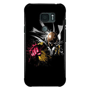 coque custodia cover fundas hoesjes j3 J5 J6 s20 s10 s9 s8 s7 s6 s5 plus edge B15140 Character One Punch Man FJ0819 Samsung Galaxy S7 Active Case