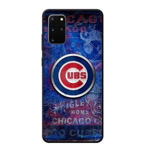 coque custodia cover fundas hoesjes j3 J5 J6 s20 s10 s9 s8 s7 s6 s5 plus edge B15428 Chicago Cubs FJ0989 Samsung Galaxy S20 Plus Case