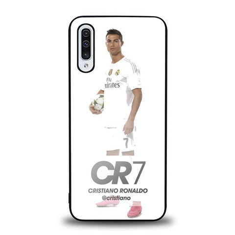coque custodia cover fundas hoesjes j3 J5 J6 s20 s10 s9 s8 s7 s6 s5 plus edge B16119 CR7 Real Madrid H0030 Samsung Galaxy A50 Case