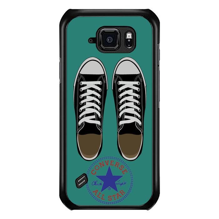 coque custodia cover fundas hoesjes j3 J5 J6 s20 s10 s9 s8 s7 s6 s5 plus edge B15839 Converse All Star H0044 Samsung Galaxy S6 Active Case
