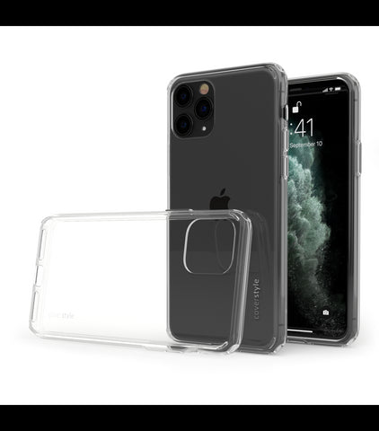 iphone 11 pro max cover trasparente